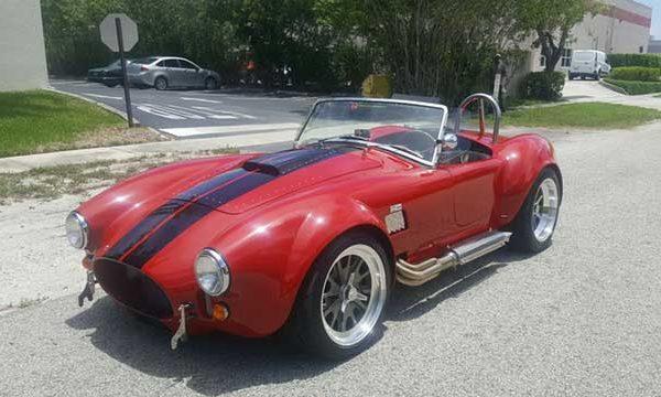 Shelby Cobra 1965